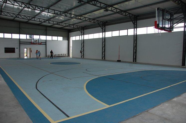 Gimnasio Polideportivo - Cerro Pelado